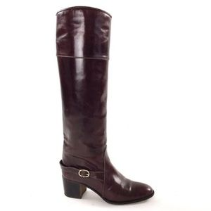 Bally Riding Tall Boots
